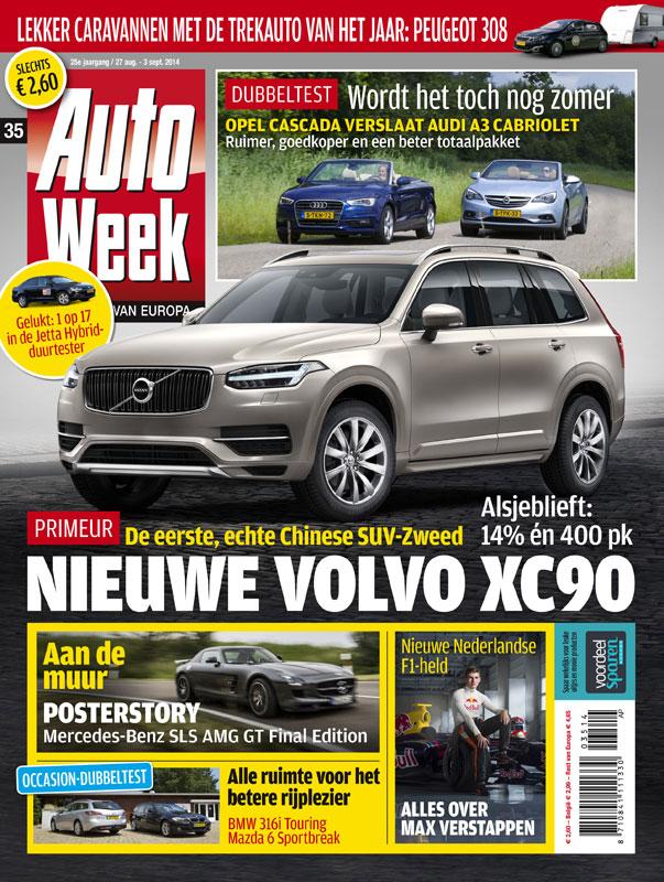 AutoWeek 35 2014