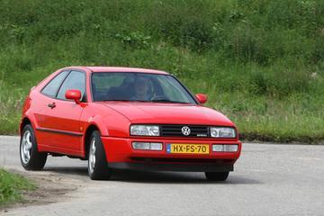 Klokje Rond - Volkswagen Corrado VR6