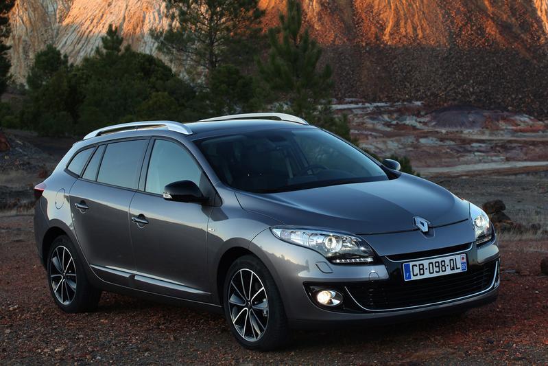 Renault Mégane Estate dCi 110 ECO2 Bose (2012)