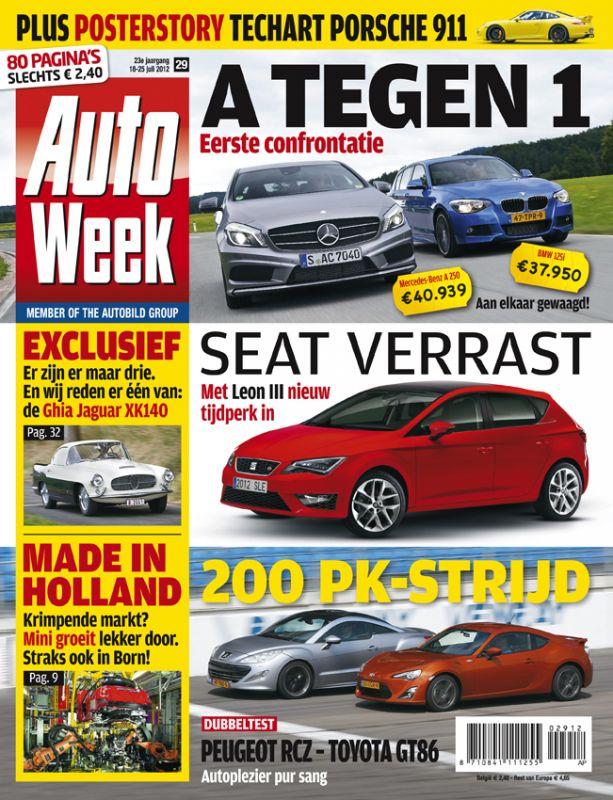 AutoWeek 29 2012