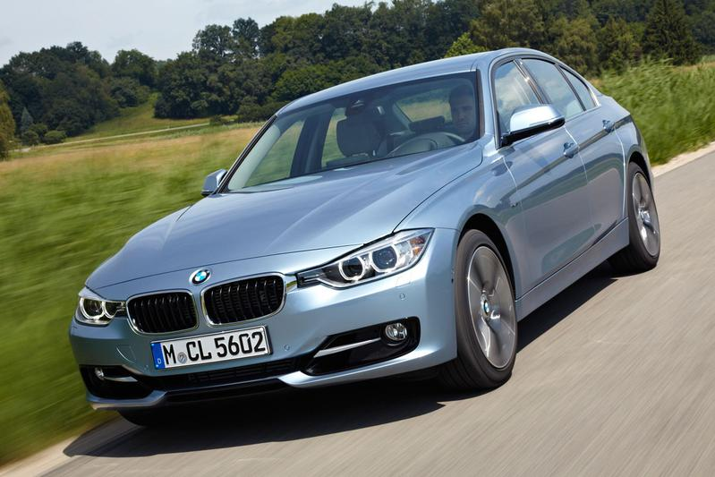 BMW 3-serie Touring en ActiveHybrid 3