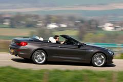 BMW 650i Cabrio High Executive