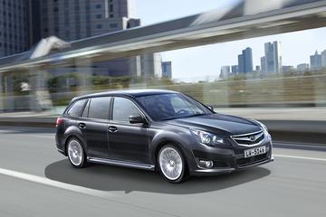 Subaru Legacy '40 Years Edition'