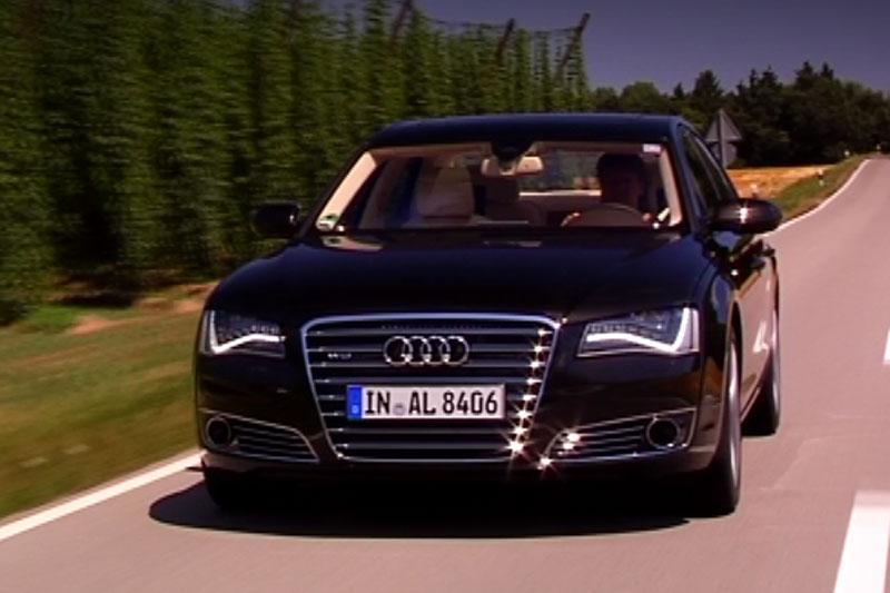 Rij-impressie Audi A8 L W12