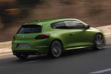 Rij-impressie Volkswagen Scirocco R