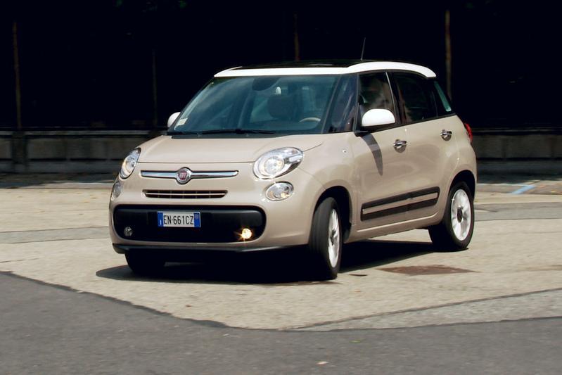 Rij-impressie Fiat 500L