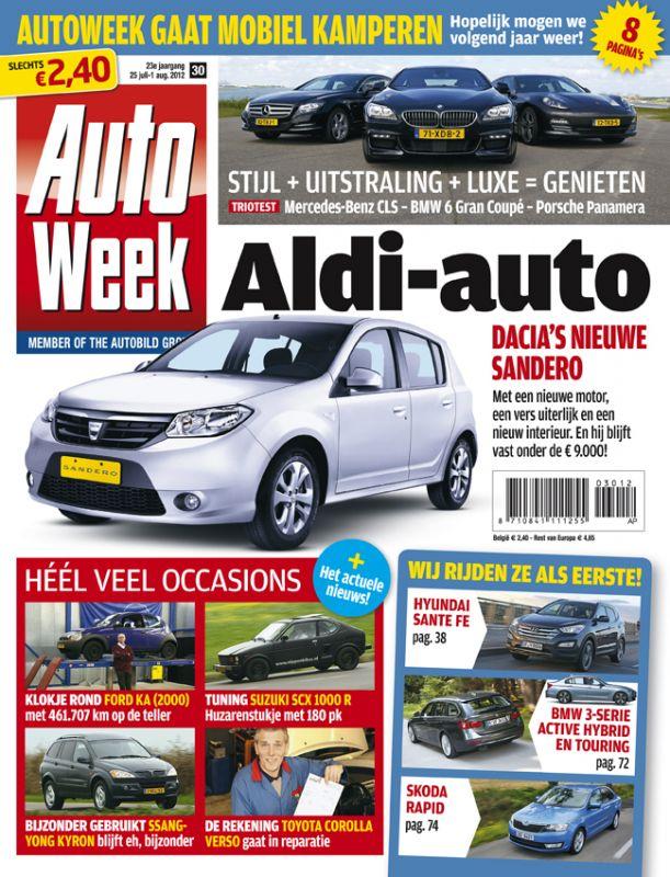 AutoWeek 30 2012