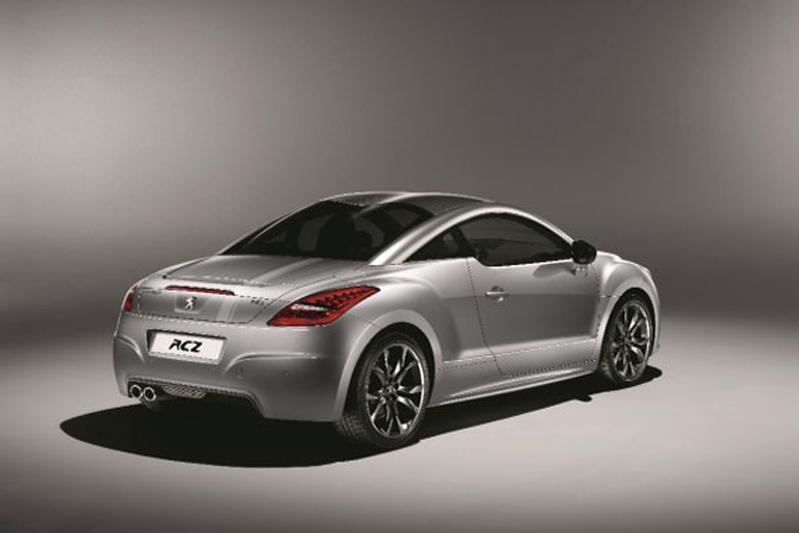 Peugeot RCZ speciaal: de Onyx