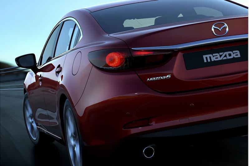 Nu is de Mazda 6 officieel