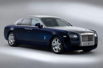 Twijfelaar: Rolls-Royce Ghost Bespoke