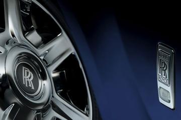 Rolls-Royce Ghost Coupé gaat Wraith heten