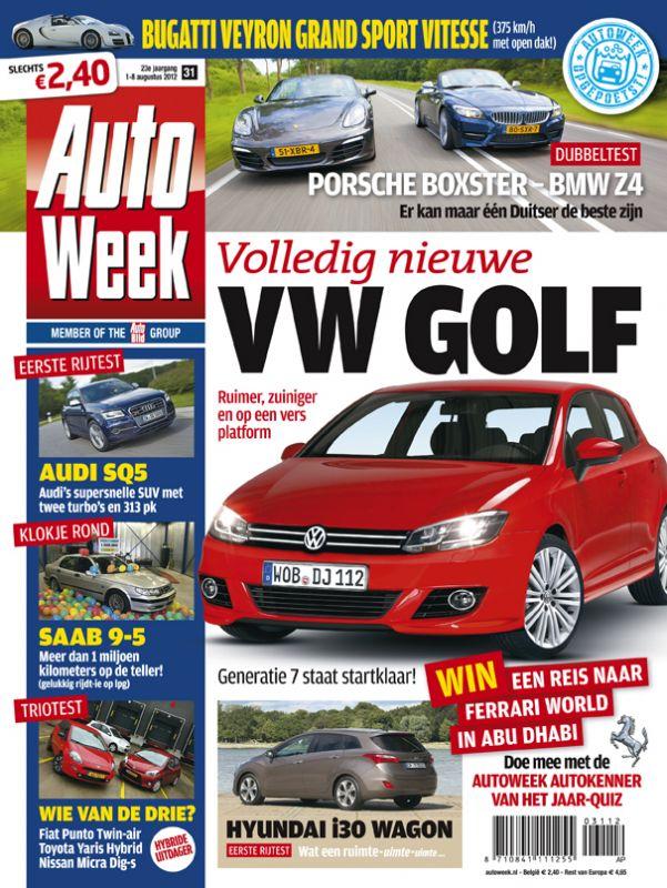 AutoWeek 31 2012