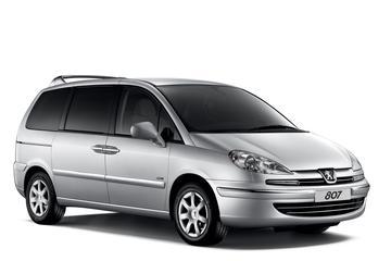 '807 en 207 Plus slachtoffers focus Peugeot'
