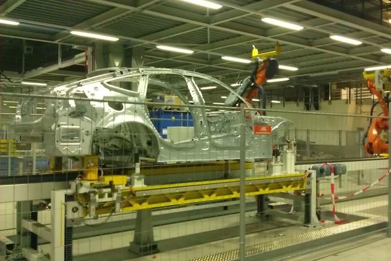 'BMW 3-serie GT Concept in Parijs'