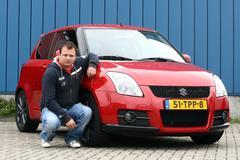 Op de rollenbank - Suzuki Swift Sport