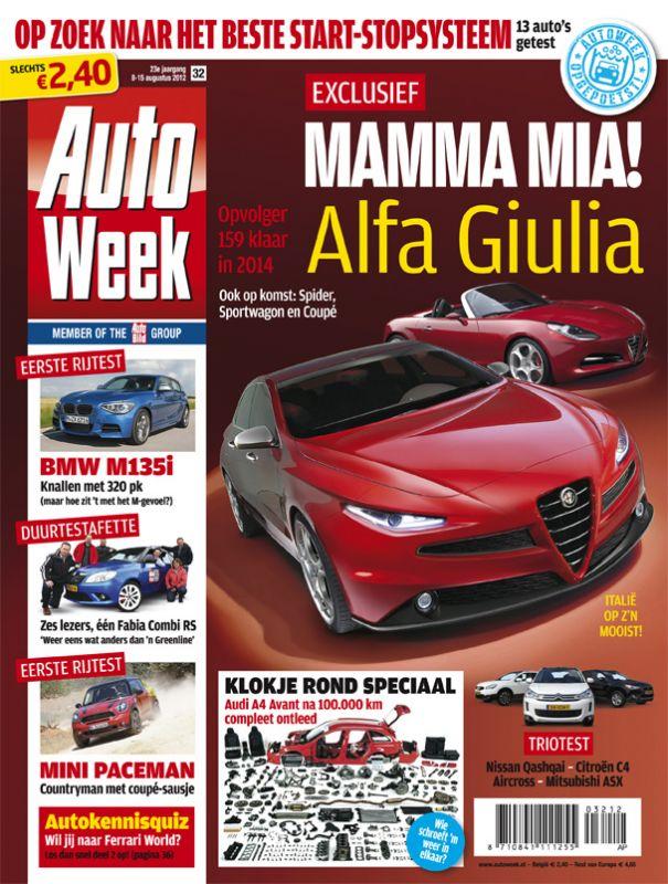 AutoWeek 32 2012