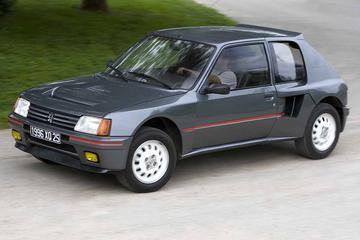 VriMiBolide: Peugeot 205 Turbo 16