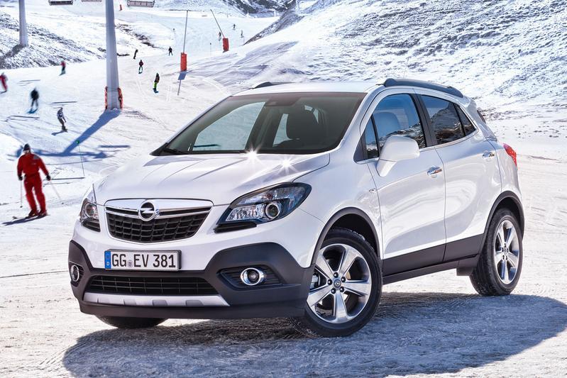 Opel prijst de Mokka