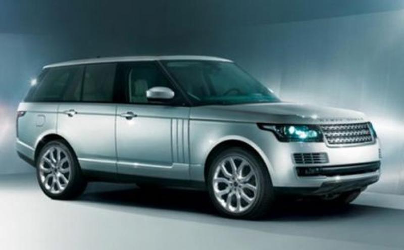 En weer een gelekte Range Rover
