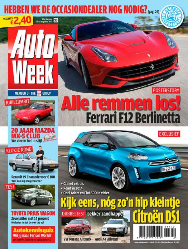 AutoWeek 33 2012