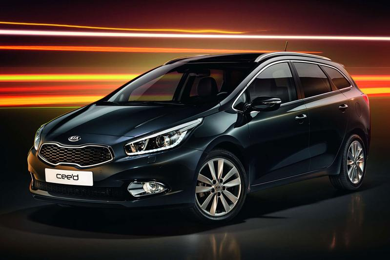 Kia Ceed SW 1.6 GDI Business Pack (2014)
