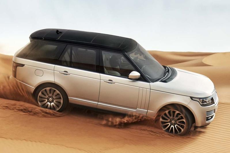 Officieel: Range Rover is koning gewichtsreductie