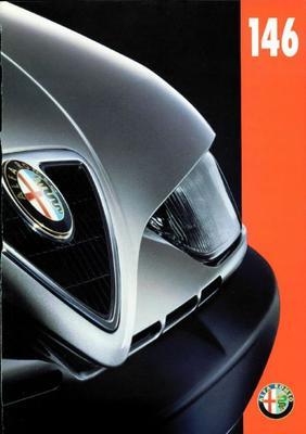 Brochure Alfa Romeo 146 1997