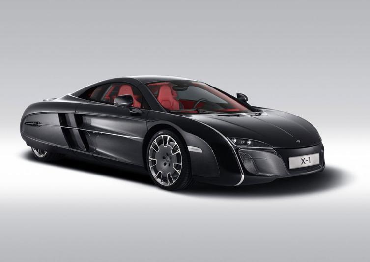 Uniek apparaat: McLaren X-1 Concept