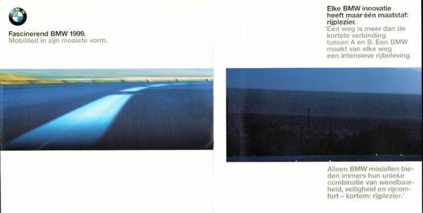 Brochure BMW 1998