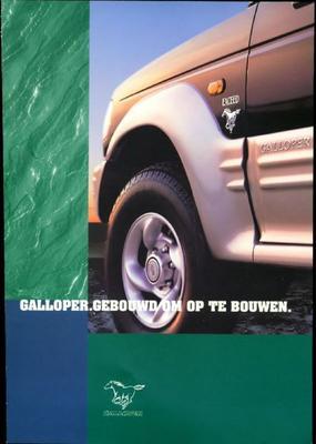 Brochure Galloper 1998
