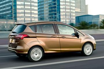 Productie Ford B-Max tijdelijk stopgezet
