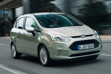 Ford legt opnieuw productie B-Max stil
