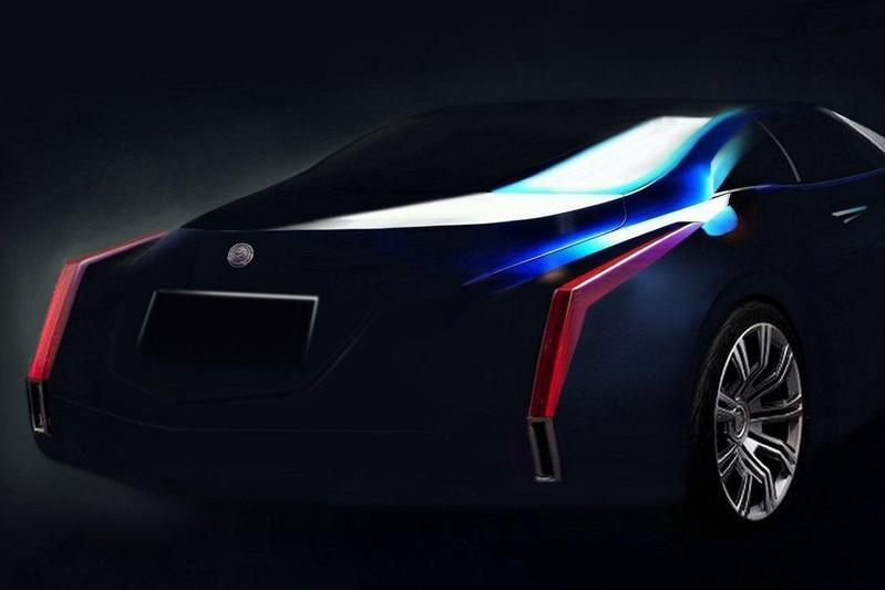 Cadillac teast vrolijk verder