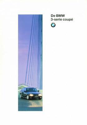 Brochure BMW 3-serie Coupé 1995