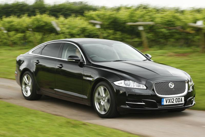 Gereden: Jaguar XJ 2.0