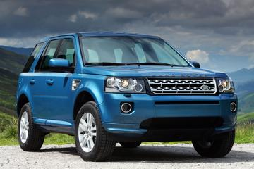 Land Rover Freelander klaar voor 2013