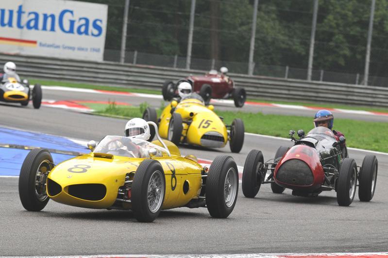 Historic Grand Prix op Zandvoort