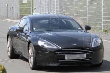 Aston Martin Rapide S: tandje erbij