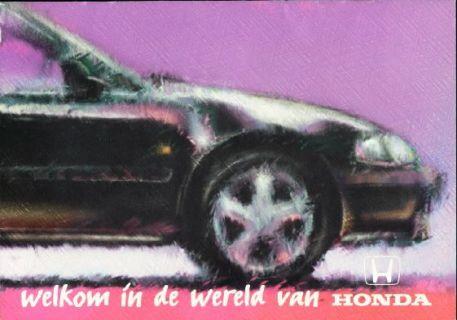 Brochure Honda 1995