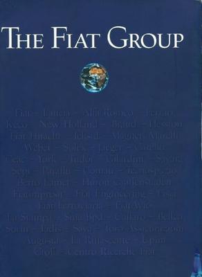 Brochure Fiat Group 1993