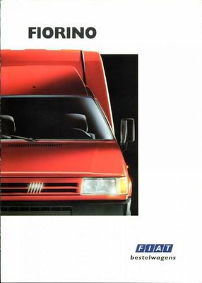 Brochure Fiat Fiorino 1994