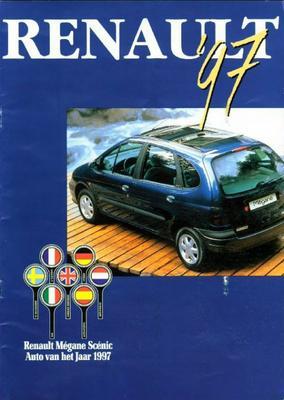 Brochure Renault 1997