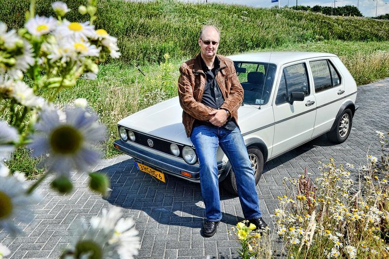 Klokje Rond - Volkswagen Golf I D