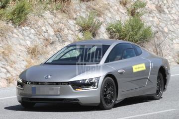 Volkswagen XL1: op één liter door Spanje