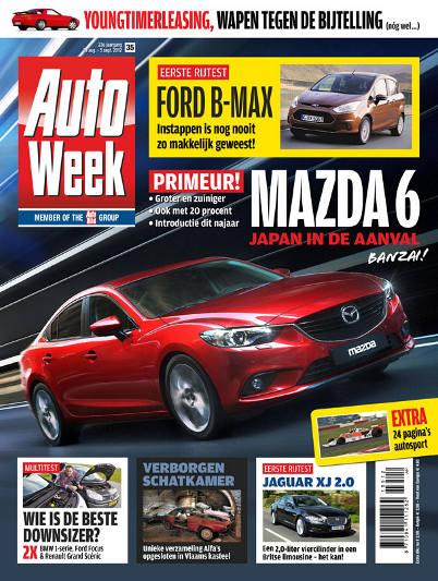 AutoWeek 35 2012