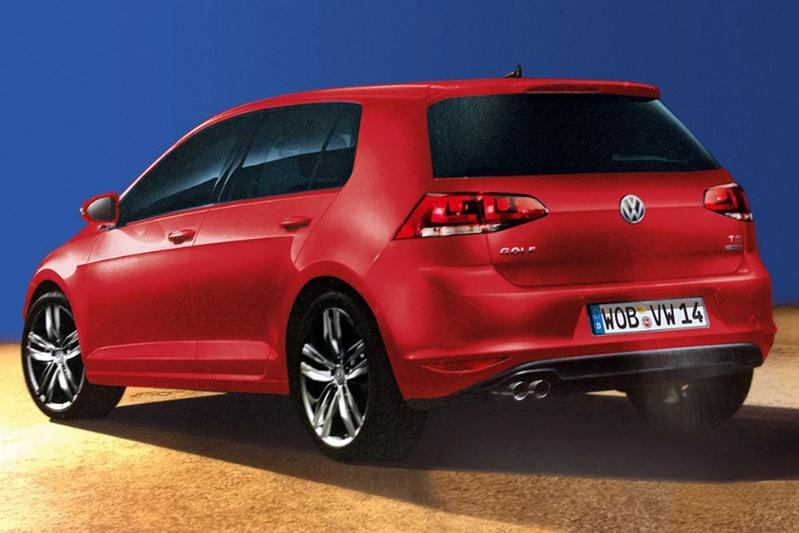 Zo goed als zeker: de Volkswagen Golf 7!