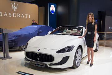 Nieuwe Maserati GranCabrio Sport