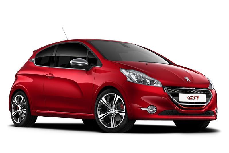 Peugeot gaat voluit met de 208 GTI