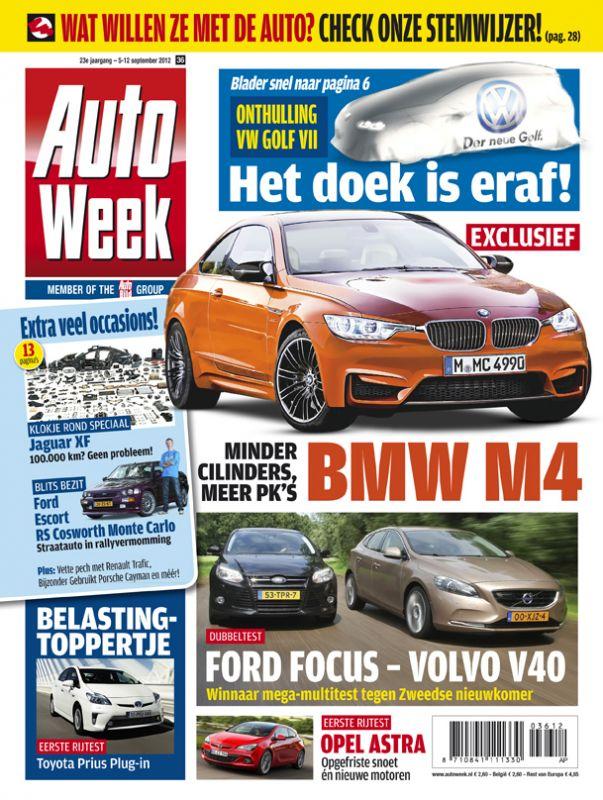 AutoWeek 36 2012