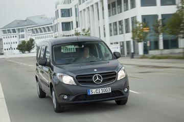 Gereden: Mercedes-Benz Citan